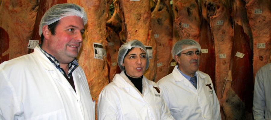 A IXP Vaca E Boi De Galicia Certifica As Primeiras Canles De Carne En Frigoríficos Bandeira