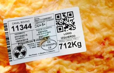 Etiquetado De La Carne