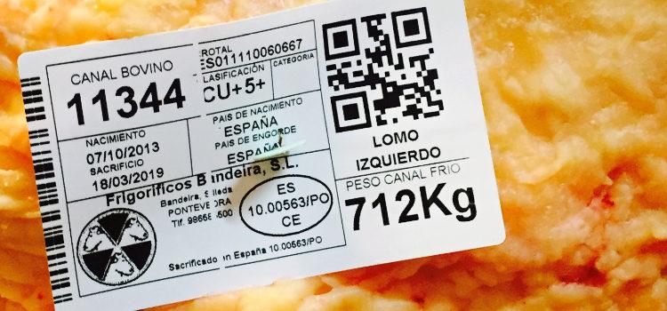 A Importancia Da Etiquetaxe E A Trazabilidade Na Carne De Vacún